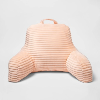 "20""x20"" Cut Plush Bed Rest Blush - Room Essentials™"