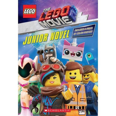 Junior Novel Lego Movie 2 By Scholastic Inc Kate Howard Paperback Target