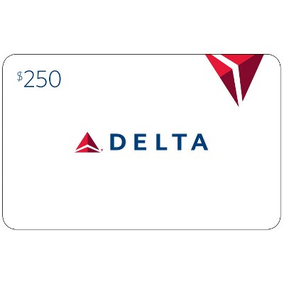 Delta Air Lines $250 (Email Delivery)