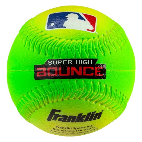 Franklin Sports MLB Super High Bounce Baseballs - image 1 of 2