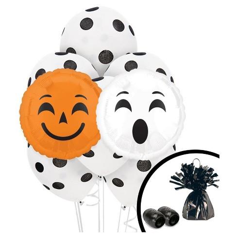Halloween Emoji Balloon Bouquet - image 1 of 1