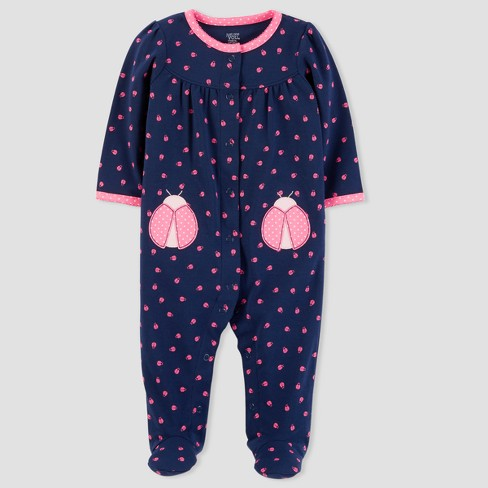 21f4069bb Baby Girls  Ladybug Sleep N  Play - Just One You™ Made By Carter s ...