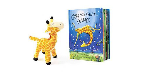 Giraffes Can't Dance (Hardcover) (Giles Andreae) - image 1 of 1