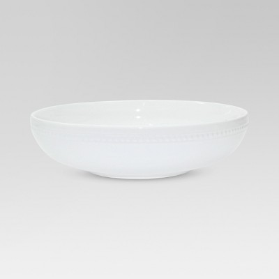 Serving Bowl Porcelain 42oz - Threshold™