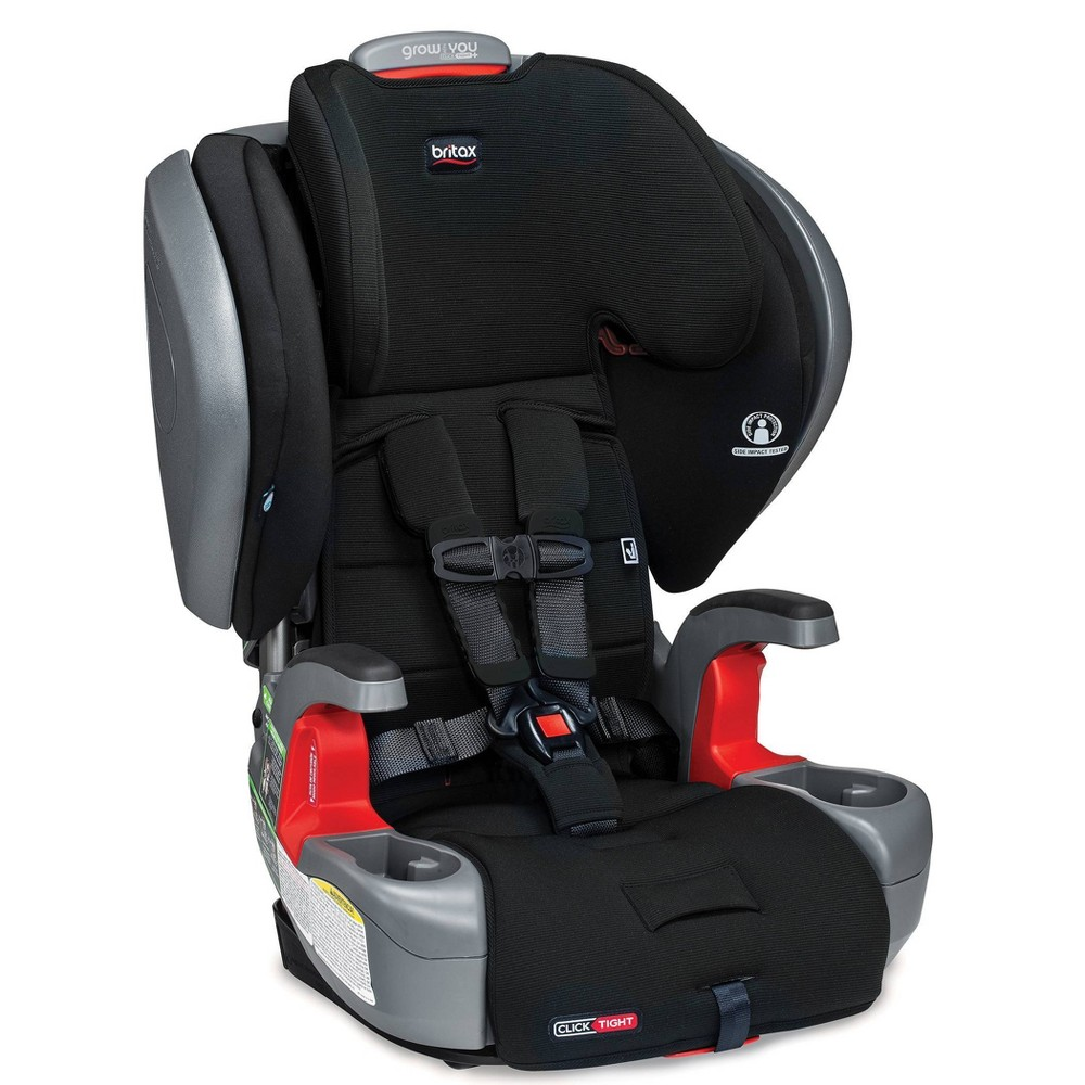 Image of Britax Grow With You ClickTight Plus Harness-2-Booster - Jet