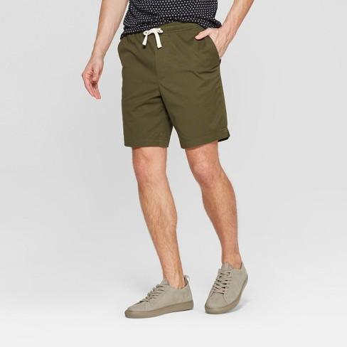 "Men's 8"" Chino Shorts - Goodfellow & Co™ Green - image 1 of 3"