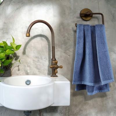 2 Pcs Cotton Absorbent Luxury Bath Towel Sets - PiccoCasa