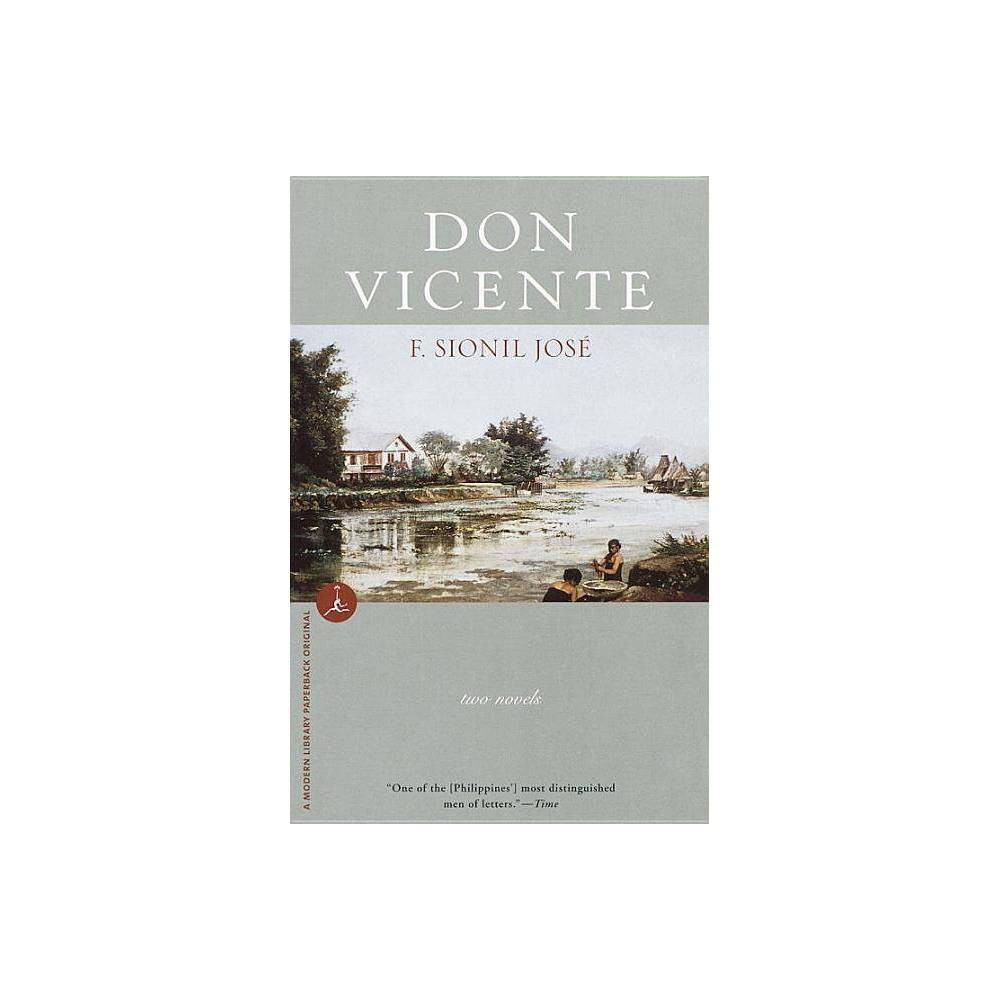 Don Vicente Modern Library Paperback By F Sionil Jos Paperback