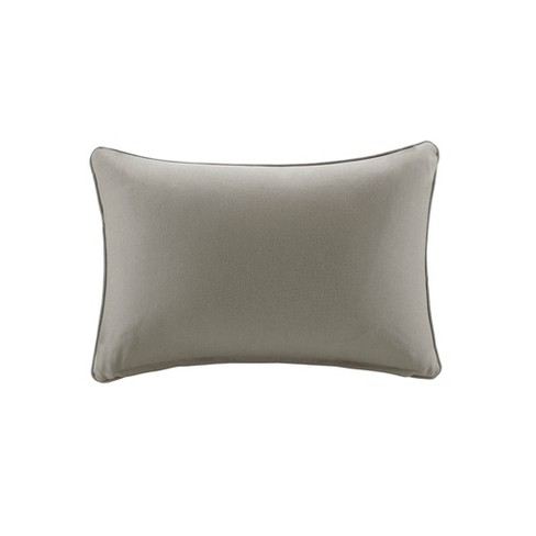 Grove Solid 3M Scotchgard Outdoor Pillow - image 1 of 2