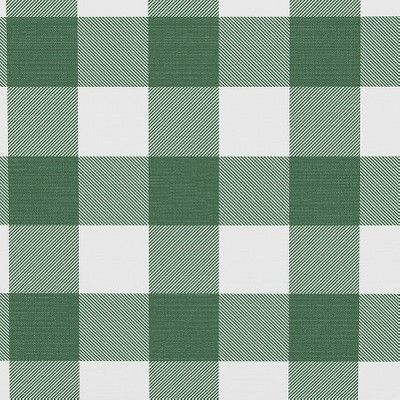 Green/White Check