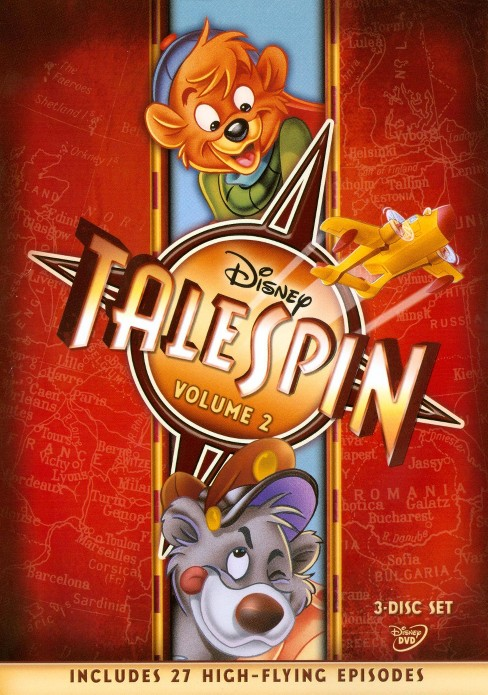 Talespin, Vol. 2 (3 Discs) - image 1 of 1