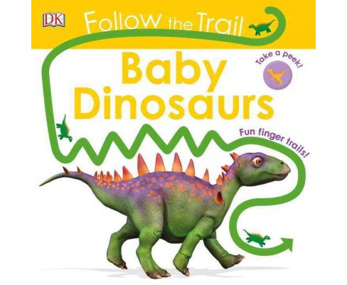 Baby Dinosaurs (Hardcover) - image 1 of 1