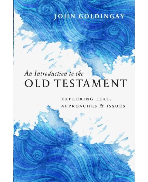 Introduction to the Old Testament : Exploring Text, Approaches and Issues (Hardcover) (John Goldingay) - image 1 of 1