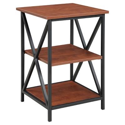Tucson 3 Tier End Table - Convenience Concepts