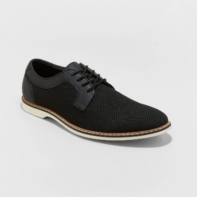 Men's August Casual Dress Flats and Slip Ons - Goodfellow & Co™ Black