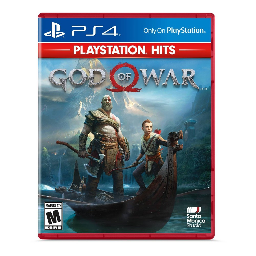God of War - PlayStation 4 (PlayStation Hits) was $19.99 now $9.99 (50.0% off)
