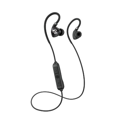 JLab Fit Sport Wireless Earbuds - Black