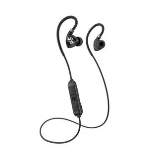 JLab Fit 2.0 Wireless Sport Earbuds - Black (EBFIT2RBLK)
