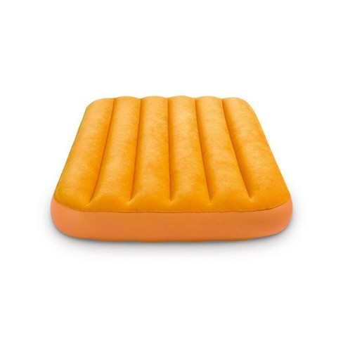 Intex Cozy Kidz Bright And Fun-Colored Inflatable Air Bed Mattress w/ Carry Bag - image 1 of 4
