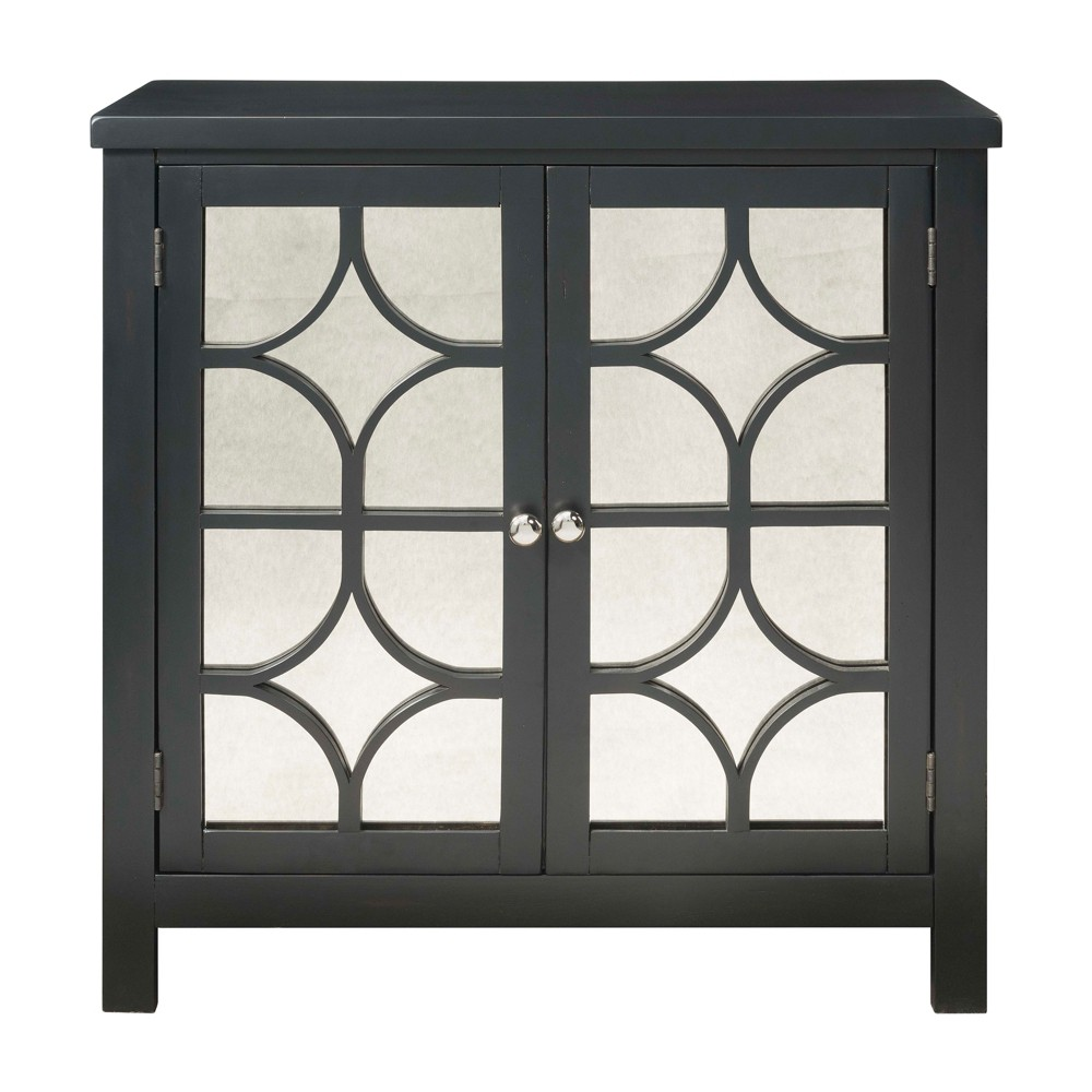Harlow Accent Chest Antique Black - Picket House Furnishings