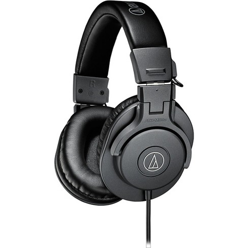 Audio-Technica ATH-M30x Closed-Back Professional Studio Monitor Headphones Matte Grey - image 1 of 5