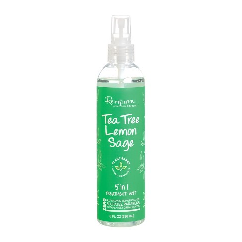 Renpure Tea Tree Lemon Sage 5-In-1 Treatment Mist - 8 fl oz - image 1 of 4