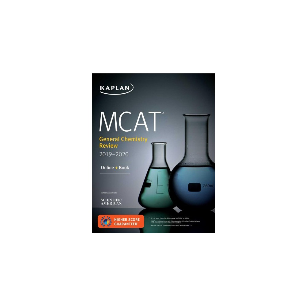 Mcart General Chemistry Review 2019-2020 - Pap/Psc (Paperback)