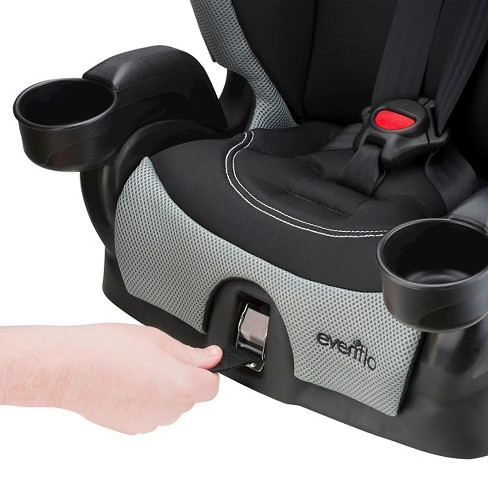 EvenfloR Chase LX Booster Car Seat