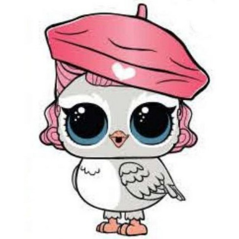 LOL Surprise Series 4 Eye Spy Pets Angel Wings Fancy Figure [Includes All Accessories Loose] - image 1 of 1