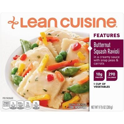 Lean Cuisine Frozen Butternut Squash Ravioli - 9.8oz