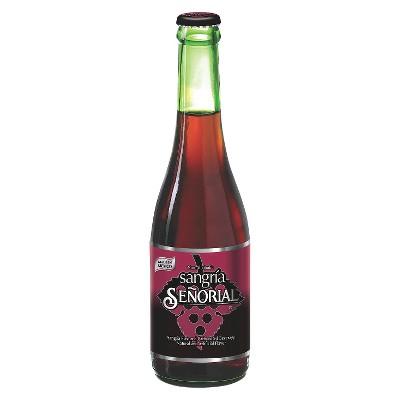 Sangria Senorial Sparkling Soda - 12 fl oz Bottle