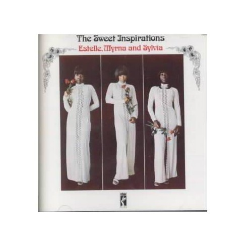 Sweet Inspirations - Sweet Inspirations (CD) - image 1 of 1