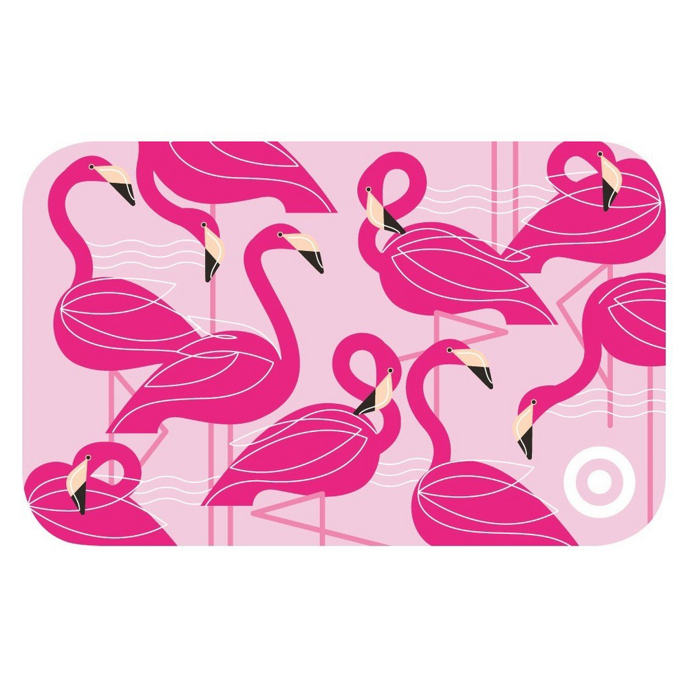 Flamingos GiftCard $75, Target Giftcards