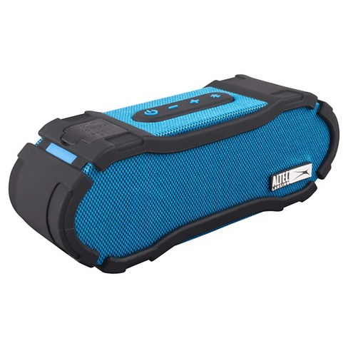 Altec Lansing Omni Mini Waterproof Bluetooth Speaker with Omni Directional Sound IMW458CB-TA - Cobalt Blue - image 1 of 3