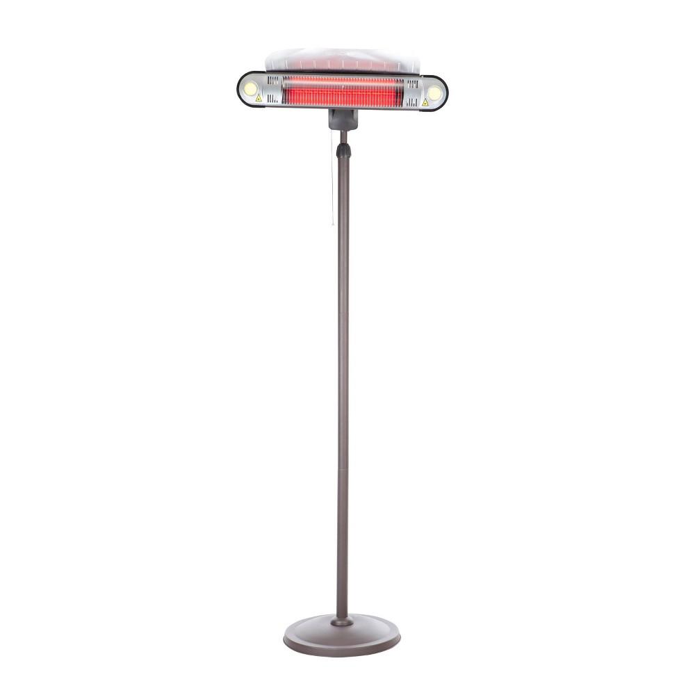 Image of Alta Floor Standing Halogen Patio Heater - Fire Sense