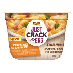 Ore-Ida Just Crack an Egg Denver Scramble Kit with Ham and Cheese - 3oz