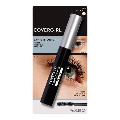 COVERGIRL Exhibitionist Mascara Primer - Off White - 0.06 fl oz