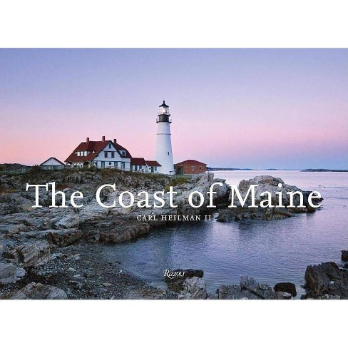 The Coast of Maine - (Hardcover) - image 1 of 1