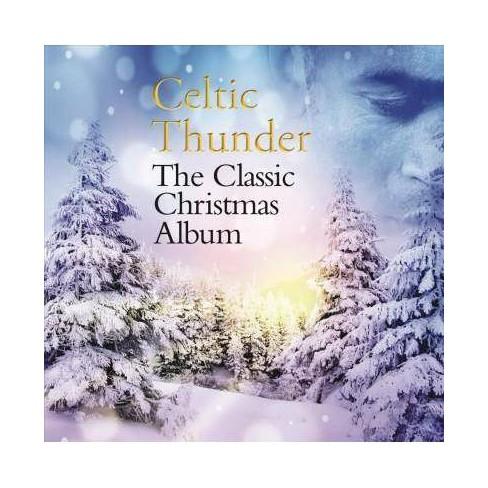 Celtic Thunder Christmas.Celtic Thunderceltic Thunder Classic Christmas Albumclassic Christmas Album Cd