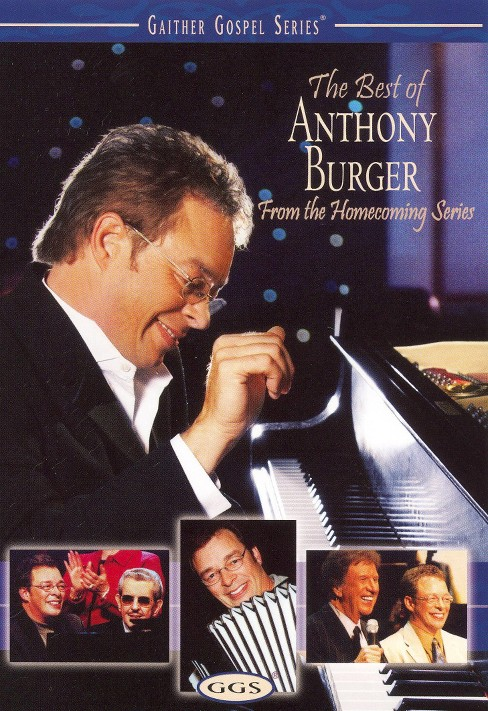 Best of anthony burger (DVD) - image 1 of 1