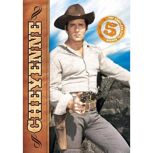 Cheyenne: The Complete Fifth Season (DVD) - image 1 of 1