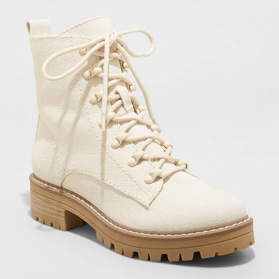 Women's Parker Combat Boots - Universal Thread™