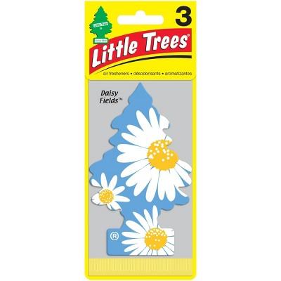 Little Trees Daisy Fields Air Freshener 3pk