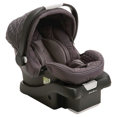 Eddie Bauer Sure Fit II Infant Car Seat - Gray
