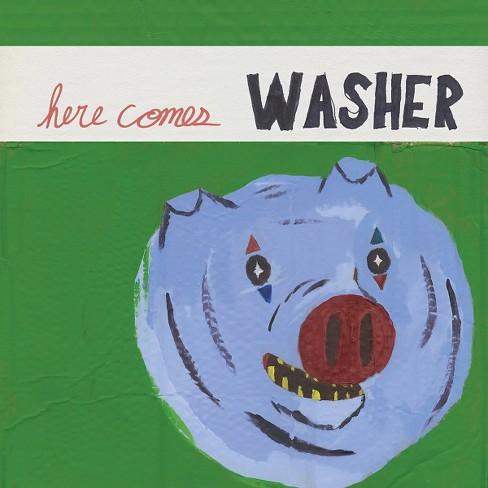 Washer - Here comes washer (Vinyl) - image 1 of 1