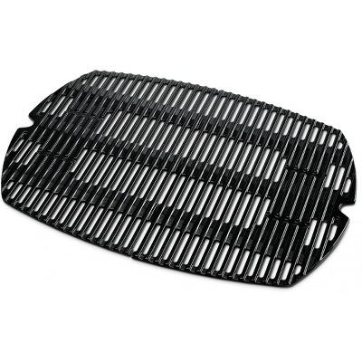 Weber  Porcelain-Enamel Cast-Iron Cooking Grates For Q 300 & 3000 Series Gas Grills 7646