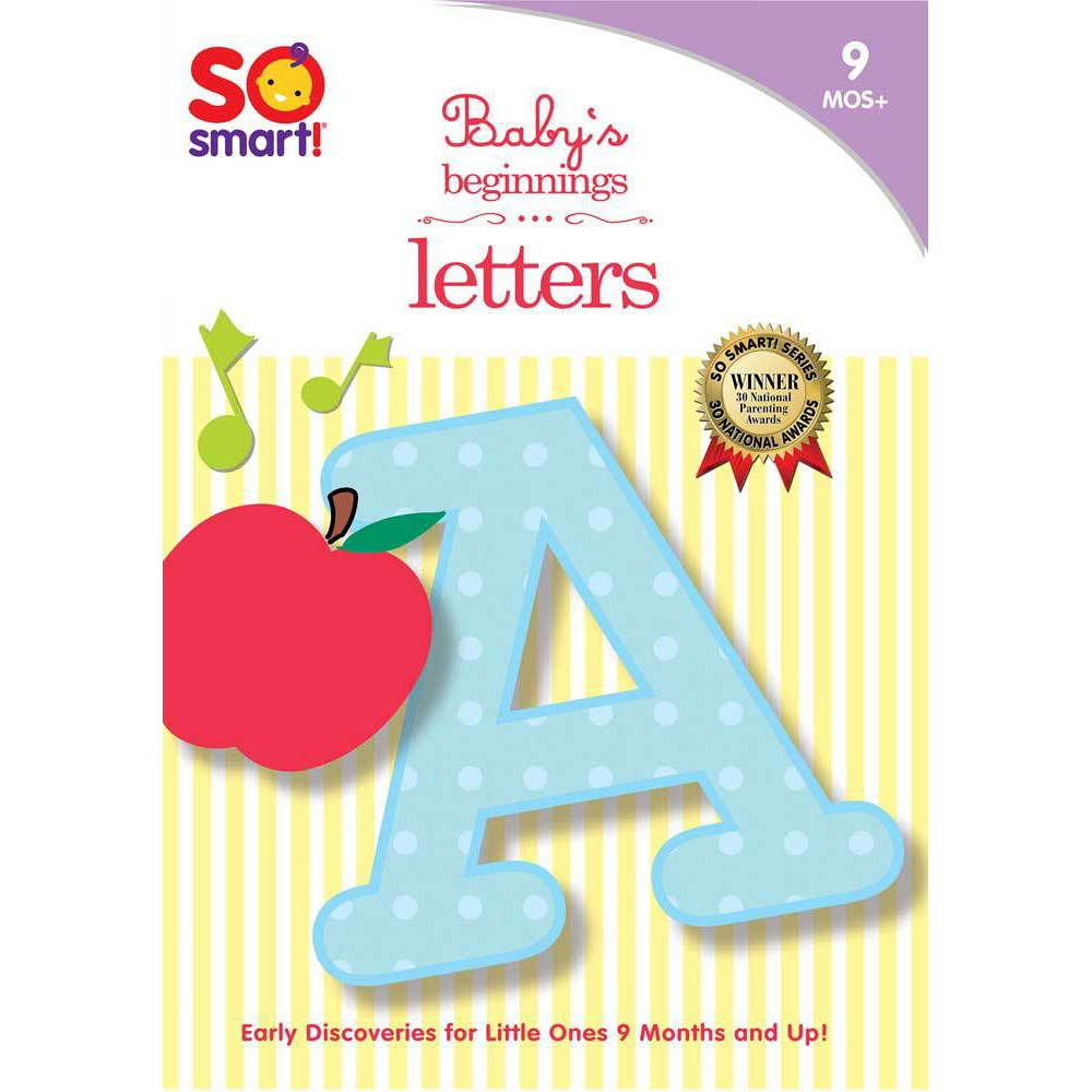 So Smart:Baby's Beginning Letters (Dvd)