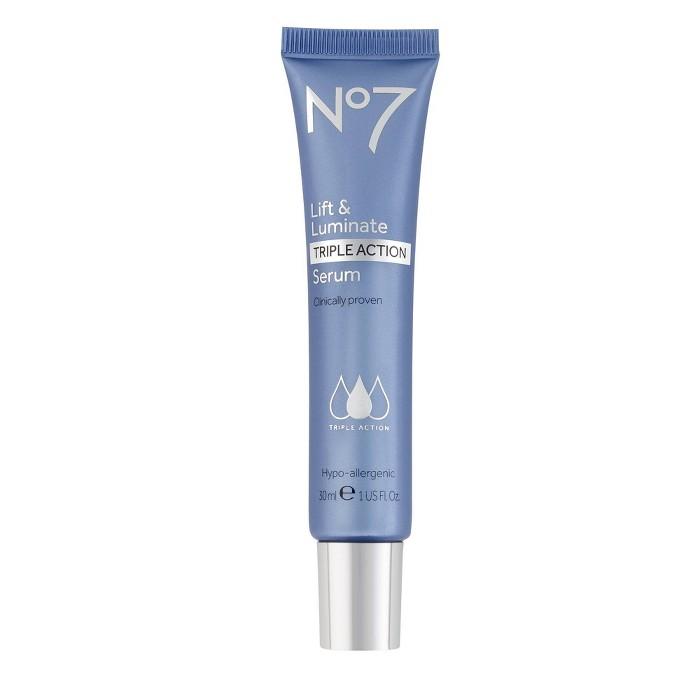 No7 Lift & Luminate Triple Action Serum - 1 Fl Oz : Target