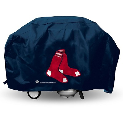 Rico Industries MLB Team Standard Grill Cover - Boston Red Sox