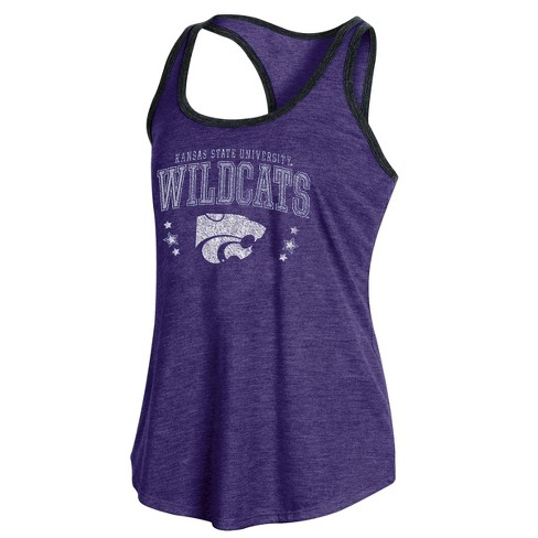 NCAA Kansas State Wildcats Women's Racerback Tank Top - image 1 of 2